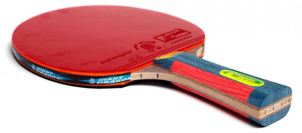 Pálka na stolní tenis GIANT DRAGON SUPERSPIN G4 6*
