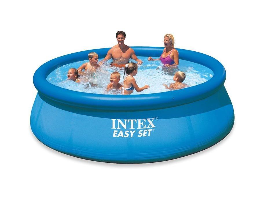 Bazén INTEX EASY 28142  SET s filtrací 396x84