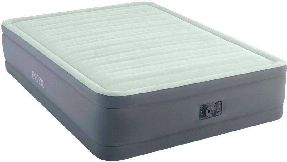 Nafukovací postel INTEX 64906 PREMAIRE Queen 152x203x46 cm
