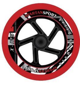 Koloběžka Spartan Formule Super X125