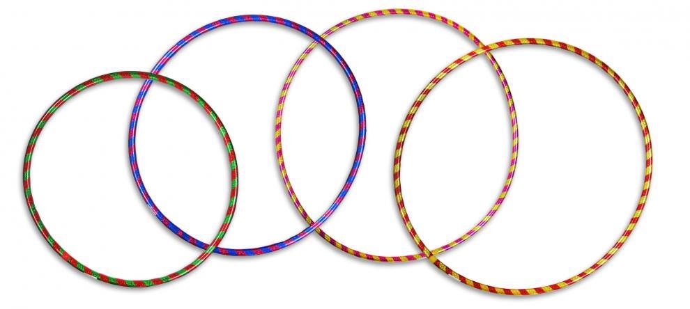 Sedco gymnastický kruh 80 cm