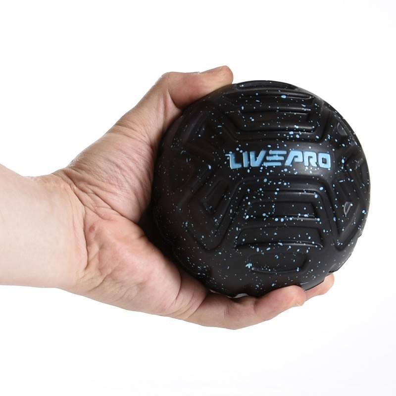 Masážní míč LivePro Targeted 12,4 cm