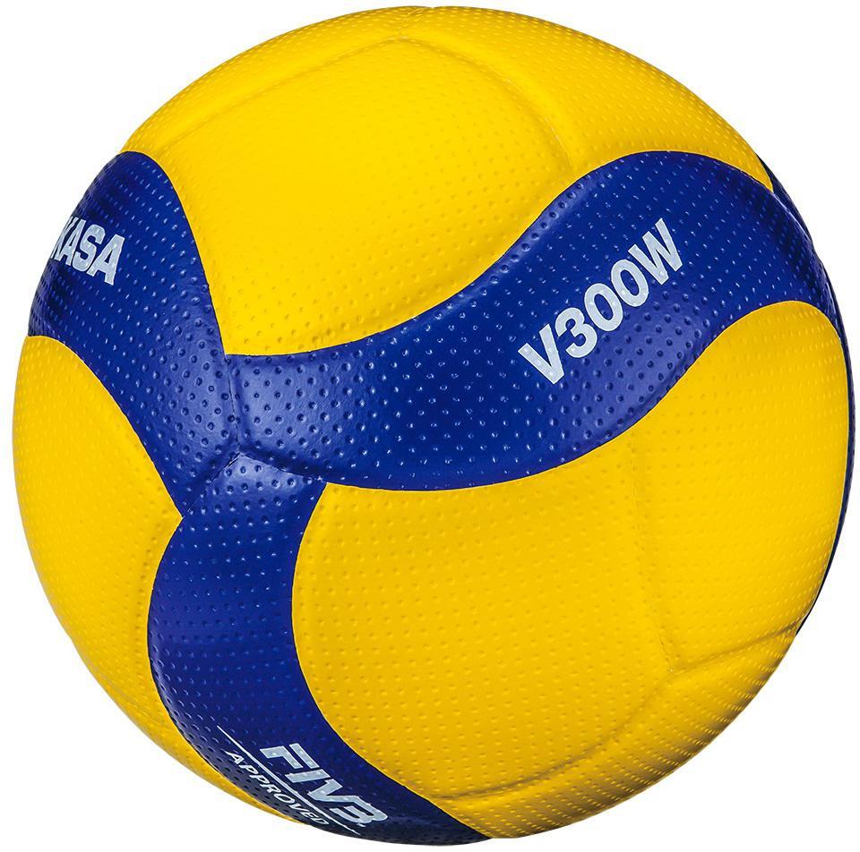 Míč volejbalový MIKASA V300W