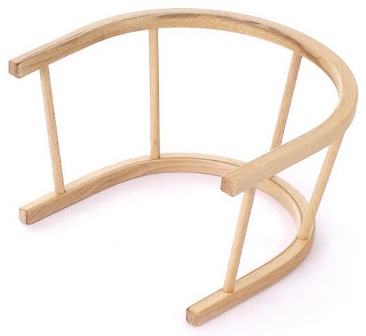 Dřevěná ohrádka na saně ohýbaná a192