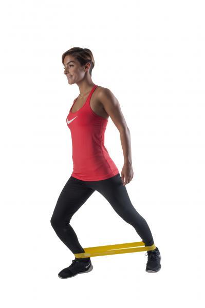 Odporová fitness aerobic guma P2I SET 3 ks