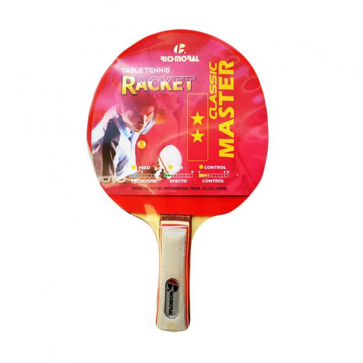 Pálka na stolní tenis Richmoral MASTER 2** DB105