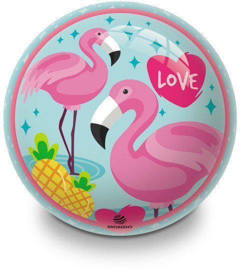 Míč dětský MONDO Flamingo 140 mm
