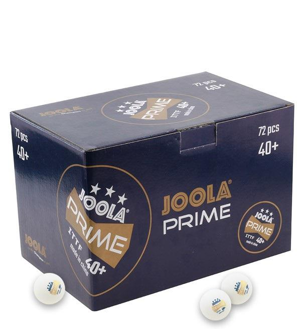 Míčky na stolní tenis JOOLA PRIME ABS*** - SET 72 ks