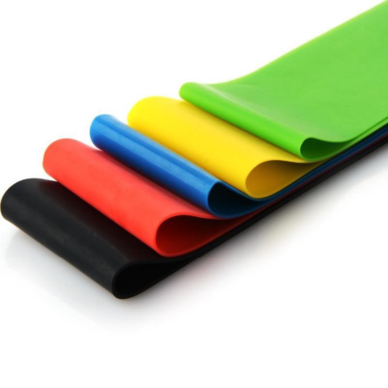 Odporová fitness aerobic guma Sedco SET 5 ks