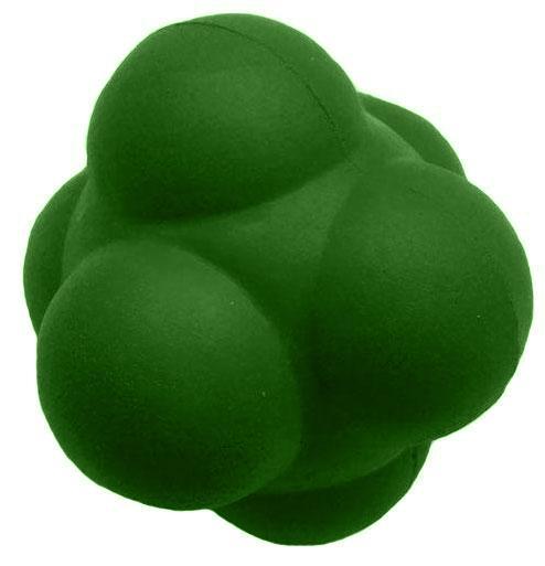 Míček react ball 10 cm Sedco zelený