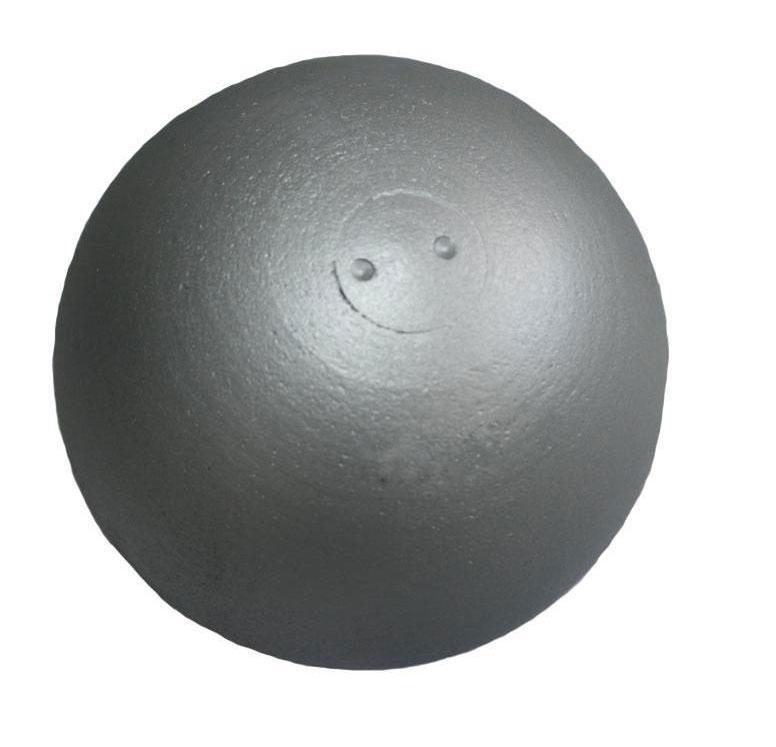 Koule atletická ZÁVODNÍ SEDCO 5 kg soustružená