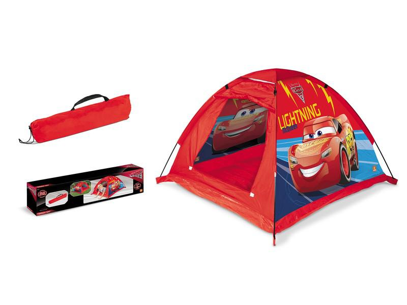 Dětský stan MONDO CARS 28395 120*120*87 cm