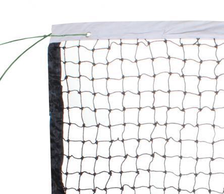 Síť tenisová SEDCO s lankem 3 mm - voskovaná