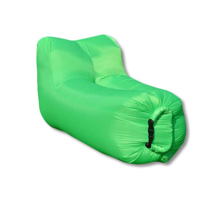 Nafukovací křeslo Sedco Air Sofa Lazy zelená