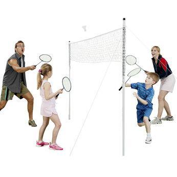 Síť SEDCO badminton Rekreant s tyčemi