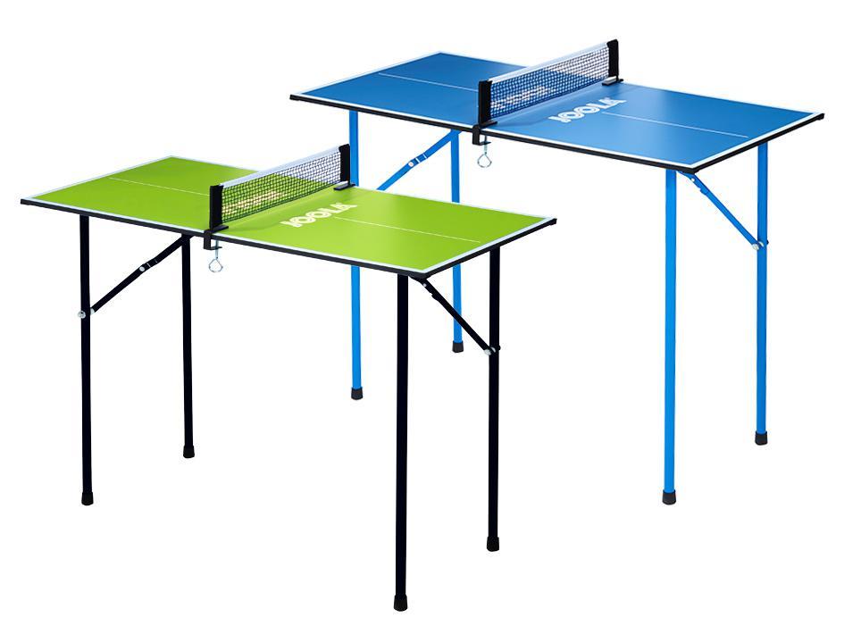 Stůl na stolní tenis JOOLA MINI 90x45 cm modrá