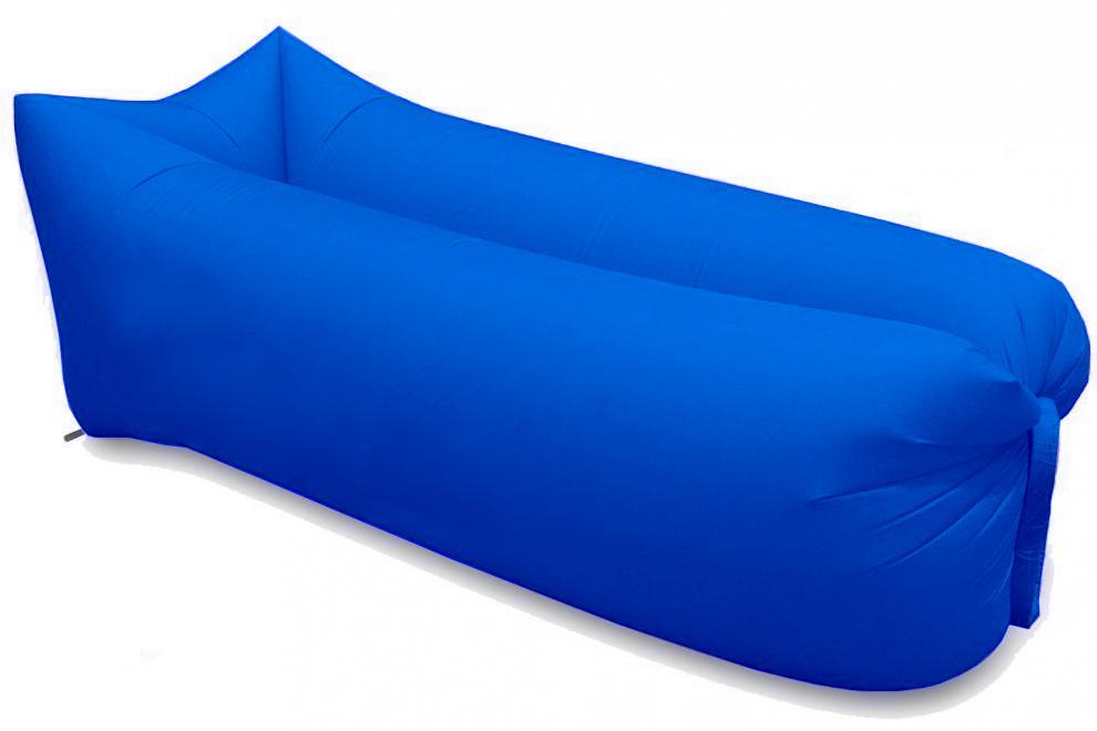Nafukovací vak Sedco Sofair Pillow Lazy tmavě modrý