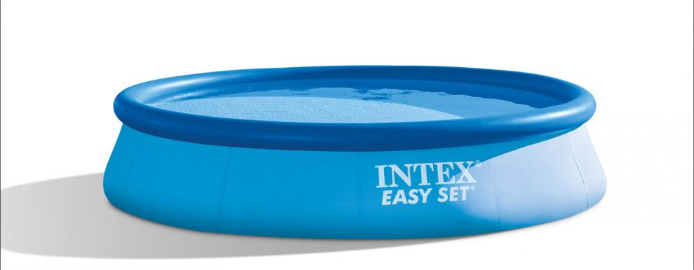 Bazén Intex Easy 366 x 76 cm bez filtrace