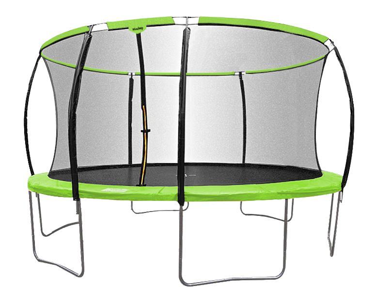 Trampolína SEDCO PREMIUM 457 cm + síť-zelená